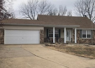 Pre Foreclosure in Saint Peters 63376 W DOUGLAS DR - Property ID: 1188683485