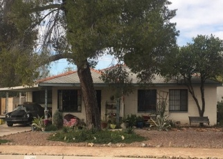 Pre Foreclosure in Tucson 85711 S JERRIE AVE - Property ID: 1189165707
