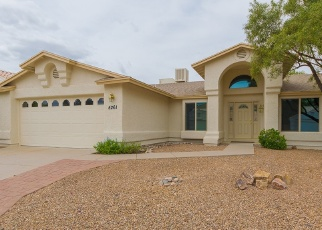 Pre Foreclosure in Tucson 85742 W FIREOPAL WAY - Property ID: 1189173133