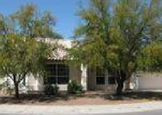 Pre Foreclosure in Tucson 85743 W RIVULET DR - Property ID: 1189211243