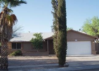 Pre Foreclosure in Tucson 85713 S COATI DR - Property ID: 1189216951
