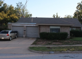 Pre Foreclosure in Oklahoma City 73120 NW 115TH ST - Property ID: 1189951420