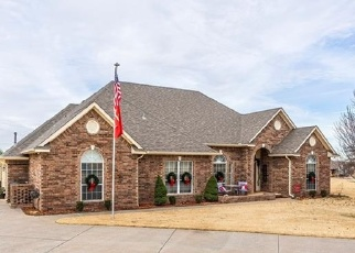 Pre Foreclosure in Choctaw 73020 FOREST GLEN TER - Property ID: 1189971574