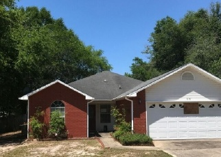 Pre Foreclosure in Crestview 32539 HYDE PARK DR - Property ID: 1190021947