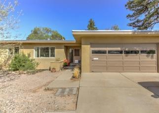 Pre Foreclosure in Albuquerque 87110 QUINCY ST NE - Property ID: 1190529997