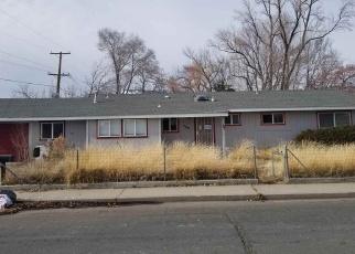 Pre Foreclosure in Carson City 89701 PARKLAND AVE - Property ID: 1190813353