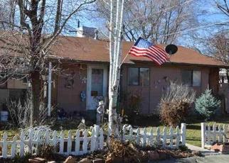 Pre Foreclosure in Fruita 81521 N PEACH WAY - Property ID: 1191544330