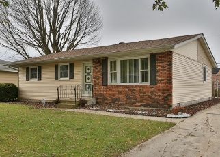 Pre Foreclosure in Merrillville 46410 GRANT ST - Property ID: 1191975742