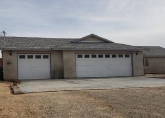 Pre Foreclosure in California City 93505 EVERETT DR - Property ID: 1192046249