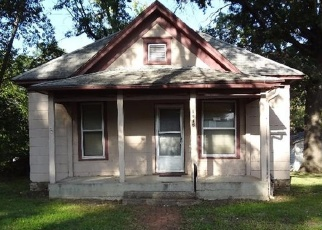 Pre Foreclosure in Chanute 66720 S GRANT AVE - Property ID: 1192272690