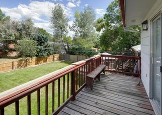 Pre Foreclosure in Arvada 80003 EATON ST - Property ID: 1192304214