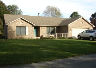 Pre Foreclosure in Greentown 46936 LAKEWOOD DR - Property ID: 1192621754