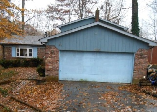 Pre Foreclosure in Crawfordsville 47933 W SHORE DR - Property ID: 1192635325