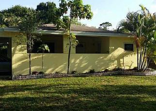 Pre Foreclosure in Fort Lauderdale 33312 SW 28TH TER - Property ID: 1193165269