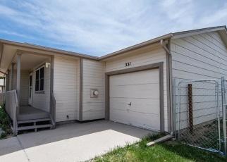 Pre Foreclosure in Fountain 80817 TRAPPER LN - Property ID: 1193403980