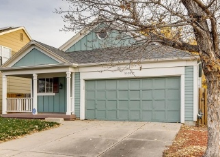 Pre Foreclosure in Denver 80249 E 45TH AVE - Property ID: 1193480619