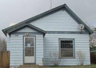 Pre Foreclosure in Rifle 81650 E 5TH ST - Property ID: 1193585741