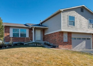 Pre Foreclosure in Broomfield 80020 KENDALL ST - Property ID: 1193597557