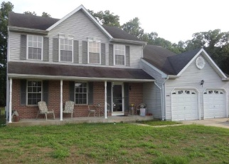 Pre Foreclosure in Clayton 08312 MOORE BLVD - Property ID: 1193715816