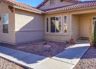 Pre Foreclosure in Surprise 85388 W MONTE CRISTO AVE - Property ID: 1193929541