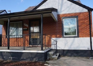 Pre Foreclosure in Allen Park 48101 HORGER AVE - Property ID: 1194838334