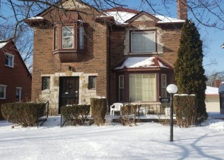 Pre Foreclosure in Detroit 48204 MENDOTA ST - Property ID: 1194848405