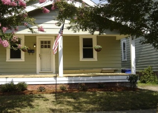Pre Foreclosure in Norfolk 23509 VINCENT AVE - Property ID: 1195123909