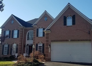 Pre Foreclosure in Leesburg 20176 DALTON POINTS PL - Property ID: 1195155879