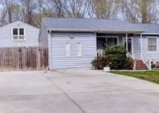 Pre Foreclosure in Williamsburg 23188 WICHITA LN - Property ID: 1195171637