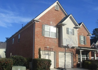 Pre Foreclosure in Tucker 30084 WYNSLEY WAY - Property ID: 1195818975