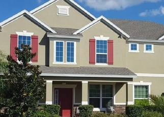 Pre Foreclosure in Winter Garden 34787 HERON HIDEAWAY CIR - Property ID: 1196139559