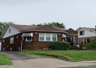 Pre Foreclosure in East Saint Louis 62205 N 40TH ST - Property ID: 1196243353