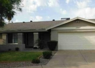 Pre Foreclosure in Mesa 85202 W ISABELLA AVE - Property ID: 1196466281