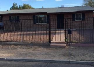 Pre Foreclosure in Tucson 85713 E SILVERLAKE RD - Property ID: 1196499123