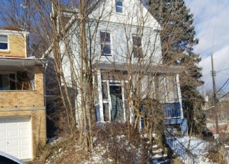 Pre Foreclosure in Pittsburgh 15216 KIRALFY AVE - Property ID: 1196895953