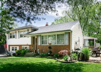 Pre Foreclosure in Cherry Hill 08034 SHEFFIELD RD - Property ID: 1196897247