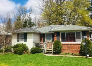 Pre Foreclosure in Depew 14043 HARVARD AVE - Property ID: 1197445149