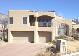 Pre Foreclosure in Albuquerque 87111 OSAGE ORANGE RD NE - Property ID: 1197613784