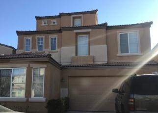 Pre Foreclosure in Las Vegas 89148 BONNEVILLE PEAK CT - Property ID: 1197811748