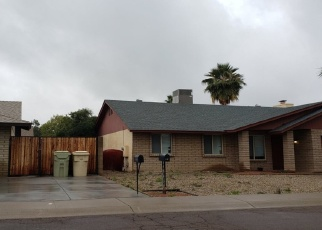 Pre Foreclosure in Glendale 85304 W ALTADENA AVE - Property ID: 1197887960