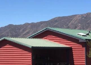 Pre Foreclosure in Tonto Basin 85553 W BURTONS LN - Property ID: 1197922101