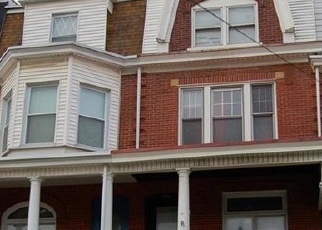 Pre Foreclosure in Allentown 18102 N 12TH ST - Property ID: 1198666672