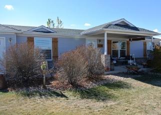 Pre Foreclosure in Kiowa 80117 SHASTA CT - Property ID: 1199554891