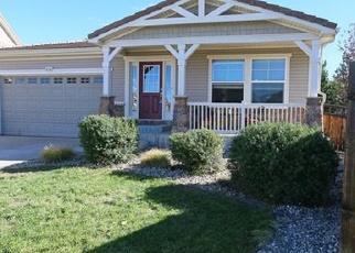 Pre Foreclosure in Castle Rock 80109 EUGENIA CT - Property ID: 1199571525