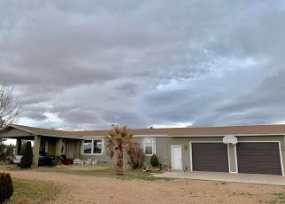 Pre Foreclosure in Hereford 85615 E CALLE DE ESPERANZA - Property ID: 1199647736