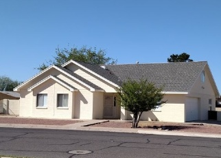 Pre Foreclosure in Thatcher 85552 W FULLER ST - Property ID: 1200063359