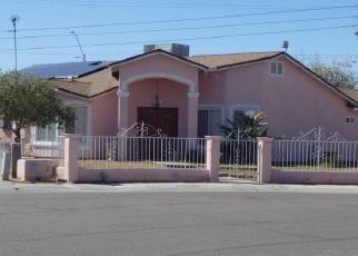 Pre Foreclosure in San Luis 85349 N GARCIA LN - Property ID: 1200273596