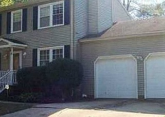 Pre Foreclosure in Hampton 23669 KINGS LANDING LN - Property ID: 1200430838