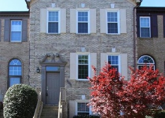 Pre Foreclosure in Alexandria 22315 WESCOTT HILLS WAY - Property ID: 1200563981