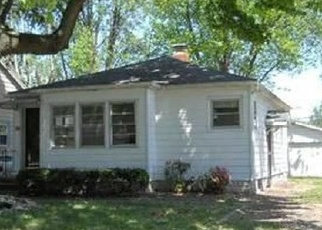 Pre Foreclosure in Evansville 47710 MEYER AVE - Property ID: 1200582363
